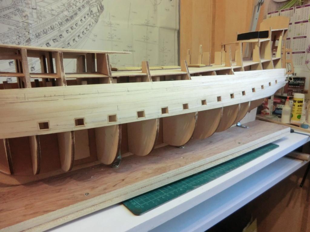 Mon deuxième bateau de Mantua/Sergal,le Soleil royal au 1/77éme de 1669 - Page 9 Cimg9540