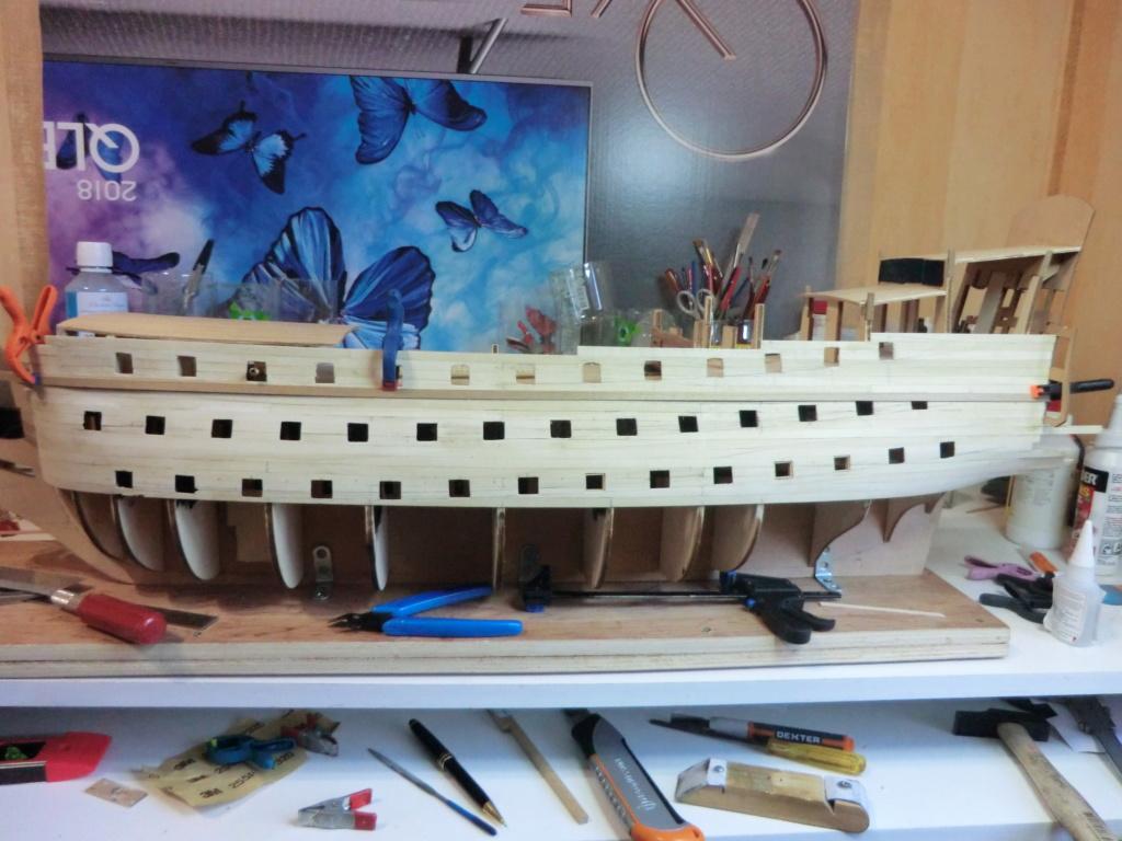 Mon deuxième bateau de Mantua/Sergal,le Soleil royal au 1/77éme de 1669 - Page 12 Cimg9624