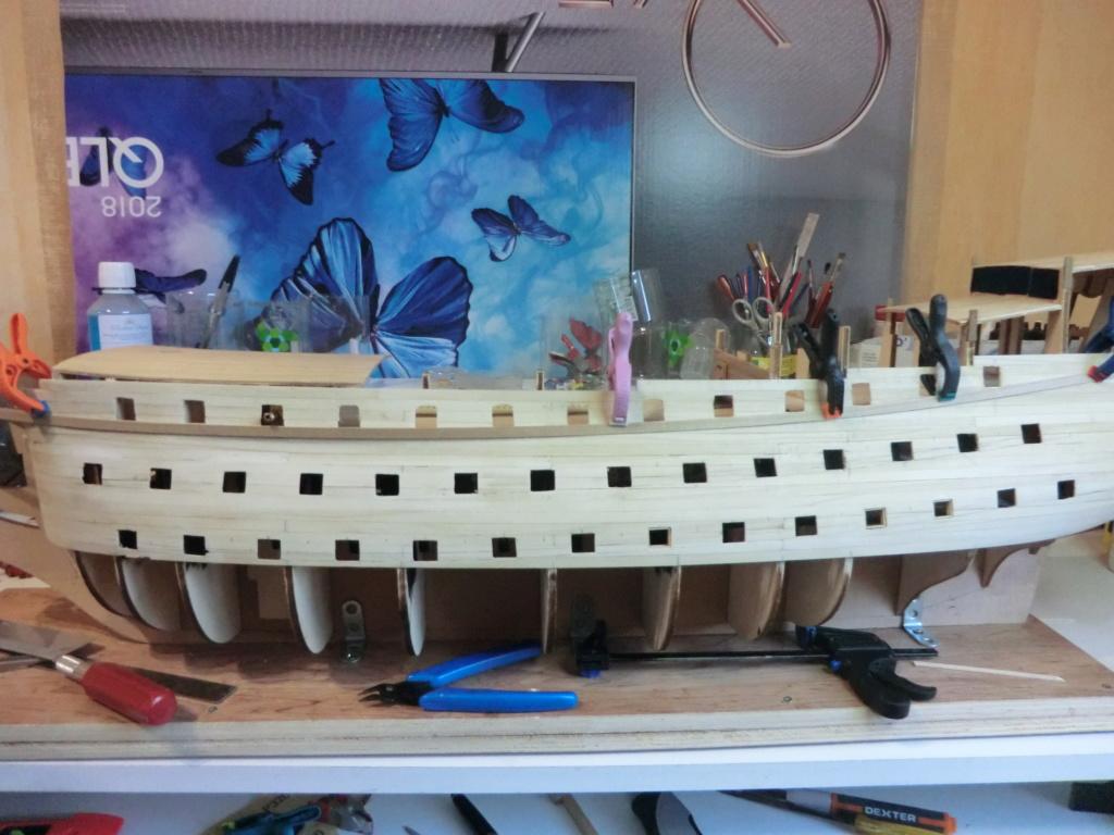 Mon deuxième bateau de Mantua/Sergal,le Soleil royal au 1/77éme de 1669 - Page 12 Cimg9625