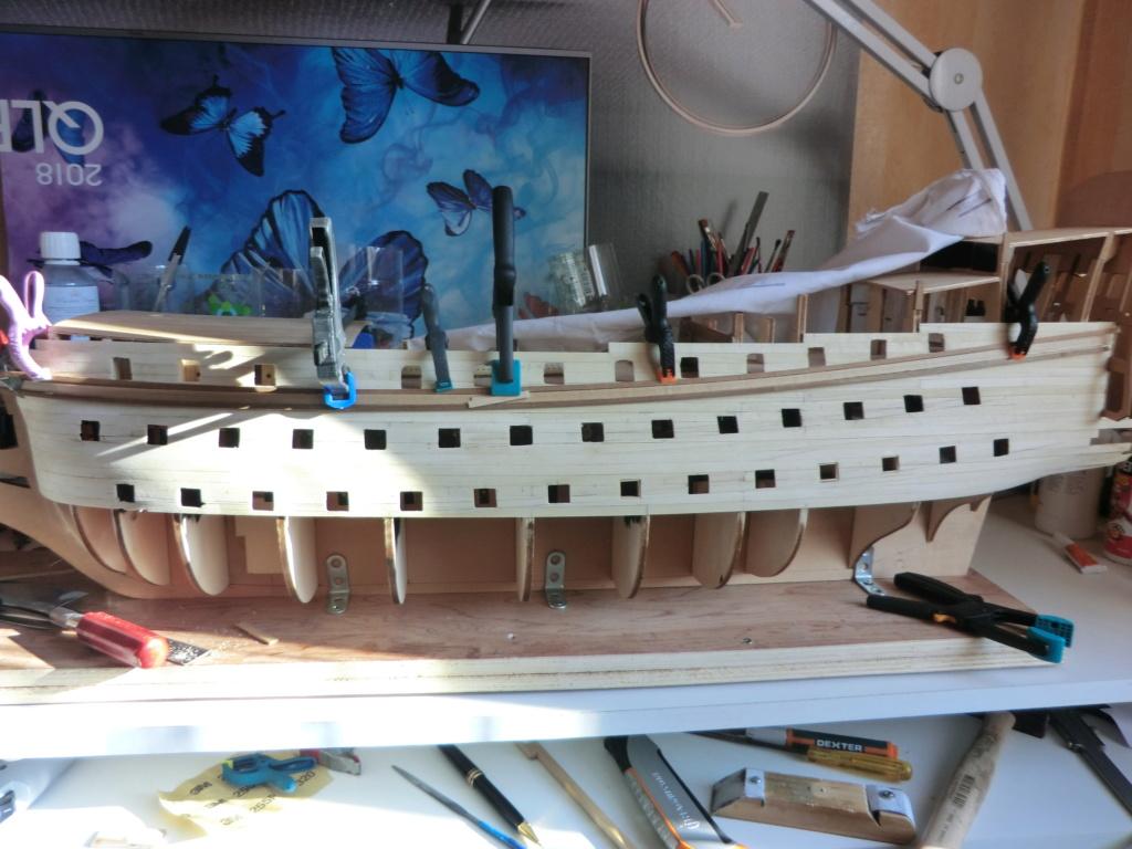 Mon deuxième bateau de Mantua/Sergal,le Soleil royal au 1/77éme de 1669 - Page 12 Cimg9626