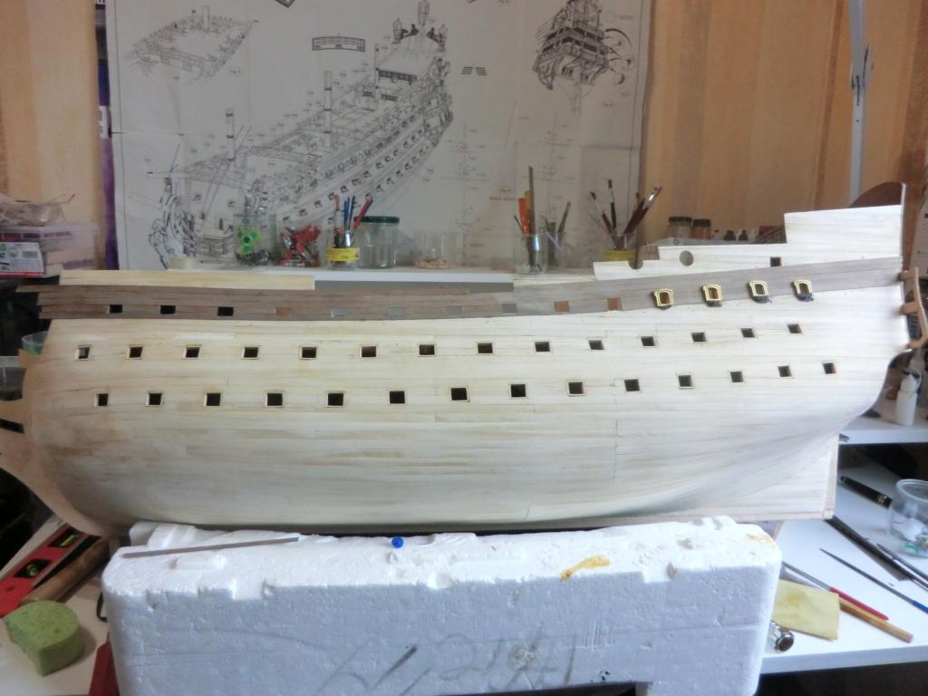 Mon deuxième bateau de Mantua/Sergal,le Soleil royal au 1/77éme de 1693  - Page 21 Cimg9937