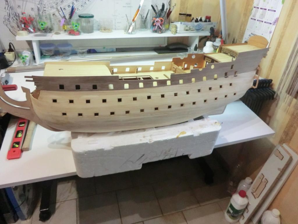 Mon deuxième bateau de Mantua/Sergal,le Soleil royal au 1/77éme de 1693  - Page 21 Cimg9939