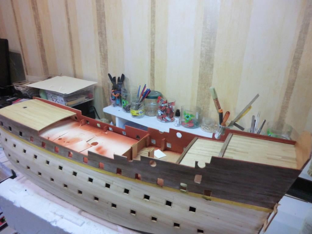 Mon deuxième bateau de Mantua/Sergal,le Soleil royal au 1/77éme de 1693  - Page 21 Cimg9946