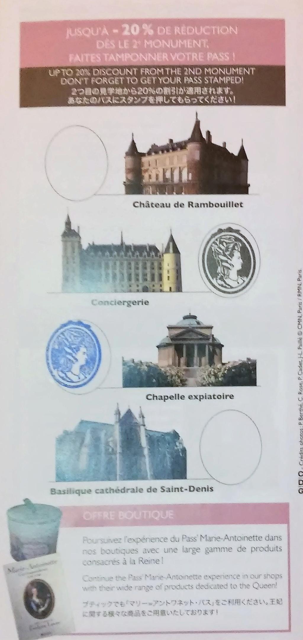 Pepe- Marie Antoinette tour- Paris 26. 9. 2018, Conciergerie, Place de la Concorde, Chapelle Expiatoire, Tuileries - Page 2 20180103