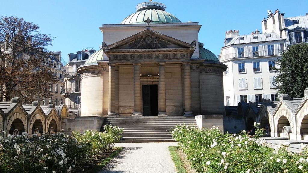 Pepe- Marie Antoinette tour- Paris 26. 9. 2018, Conciergerie, Place de la Concorde, Chapelle Expiatoire, Tuileries - Page 3 20180132