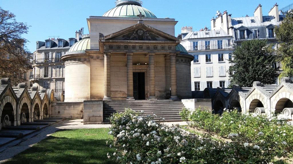 Pepe- Marie Antoinette tour- Paris 26. 9. 2018, Conciergerie, Place de la Concorde, Chapelle Expiatoire, Tuileries - Page 3 20180133