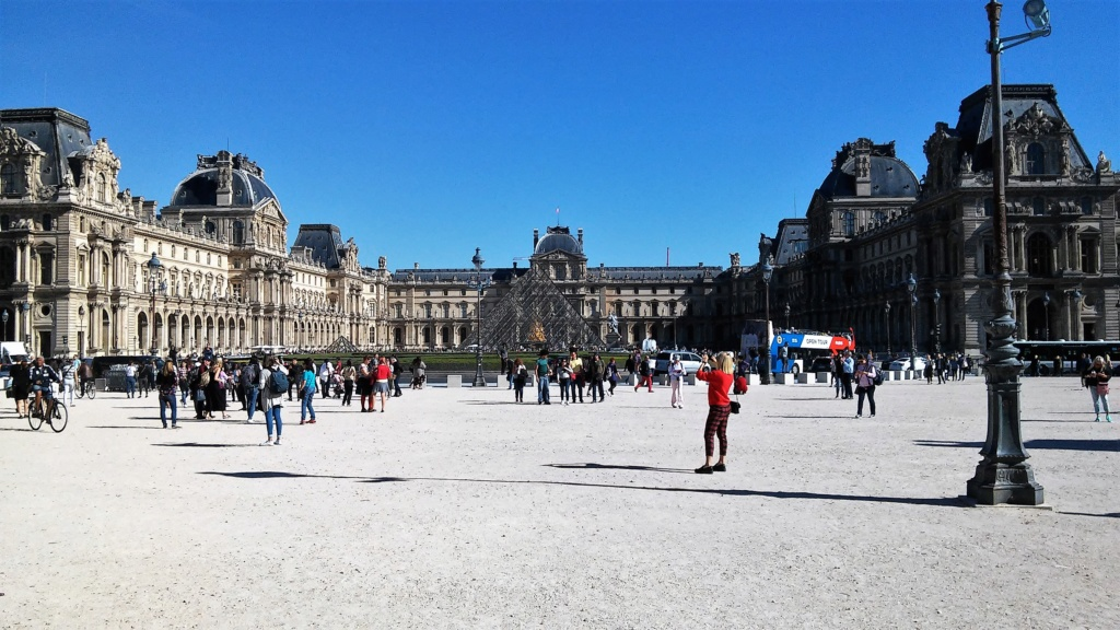 Pepe- Marie Antoinette tour- Paris 26. 9. 2018, Conciergerie, Place de la Concorde, Chapelle Expiatoire, Tuileries - Page 5 20180185