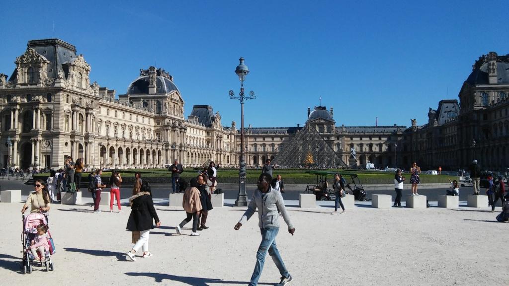 Pepe- Marie Antoinette tour- Paris 26. 9. 2018, Conciergerie, Place de la Concorde, Chapelle Expiatoire, Tuileries - Page 5 20180186