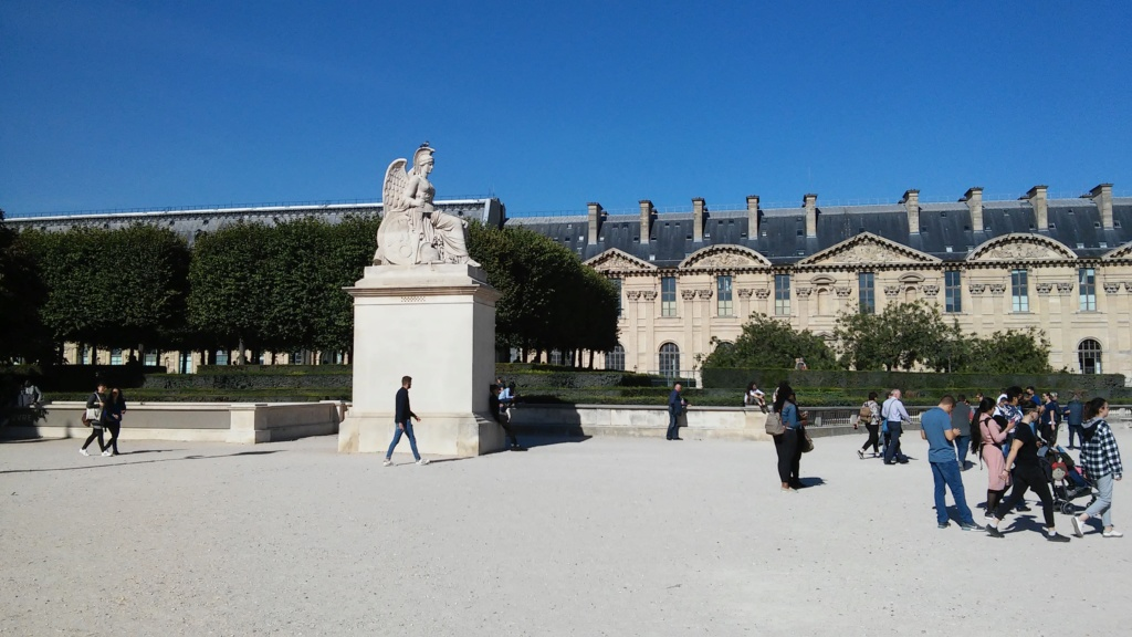 Pepe- Marie Antoinette tour- Paris 26. 9. 2018, Conciergerie, Place de la Concorde, Chapelle Expiatoire, Tuileries - Page 5 20180187
