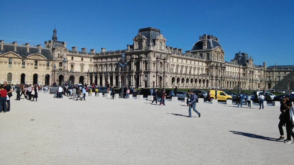Pepe- Marie Antoinette tour- Paris 26. 9. 2018, Conciergerie, Place de la Concorde, Chapelle Expiatoire, Tuileries - Page 5 20180188
