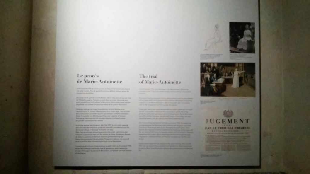 Pepe- Marie Antoinette tour- Paris 26. 9. 2018, Conciergerie, Place de la Concorde, Chapelle Expiatoire, Tuileries - Page 2 20180957