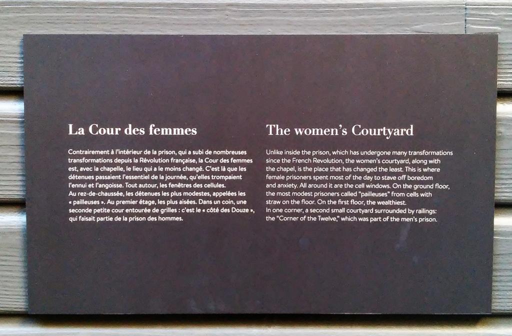 Pepe- Marie Antoinette tour- Paris 26. 9. 2018, Conciergerie, Place de la Concorde, Chapelle Expiatoire, Tuileries - Page 2 20180978