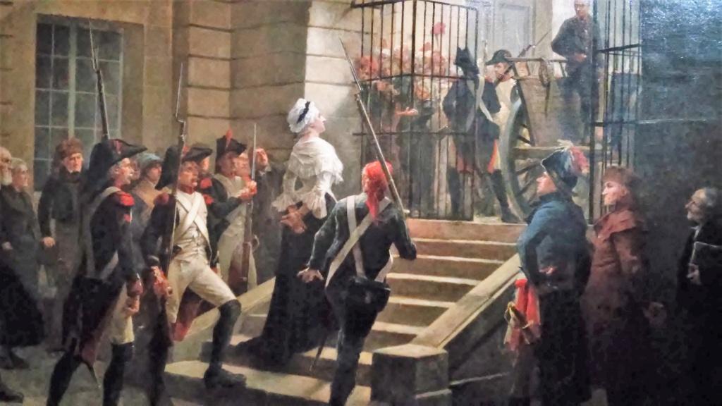 Pepe- Marie Antoinette tour- Paris 26. 9. 2018, Conciergerie, Place de la Concorde, Chapelle Expiatoire, Tuileries - Page 2 20180985