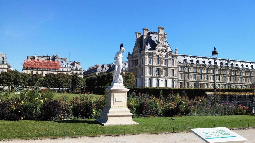 Pepe- Marie Antoinette tour- Paris 26. 9. 2018, Conciergerie, Place de la Concorde, Chapelle Expiatoire, Tuileries - Page 2 20180999