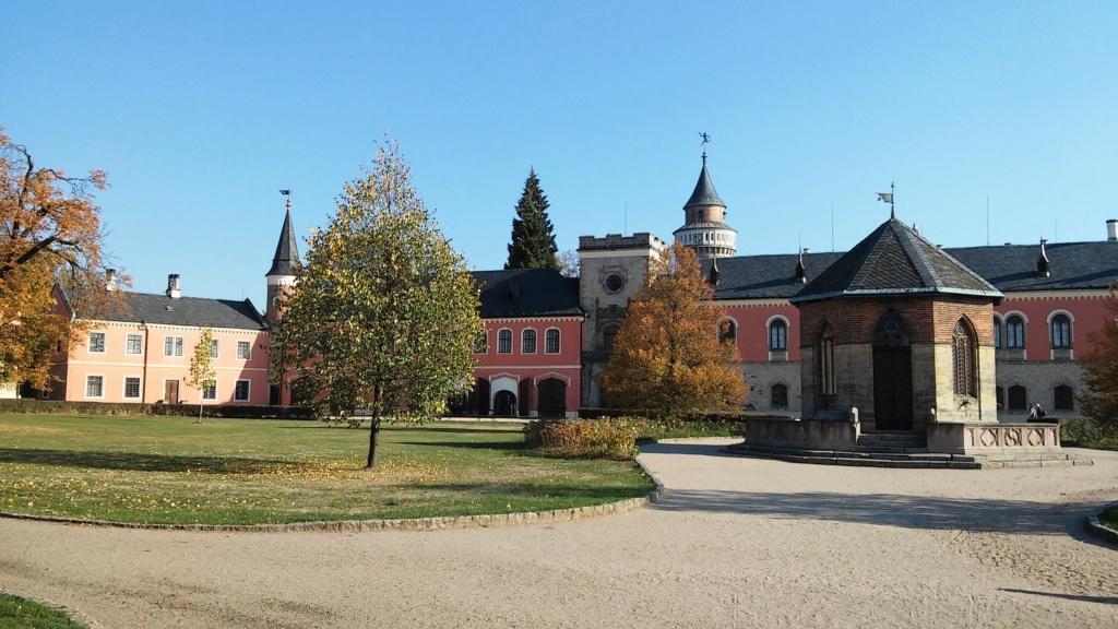 Château de Sychrov pour le cardinal Rohan et Victoire Armand, princesse de Guéménée le 14 octobre 2018 20181440