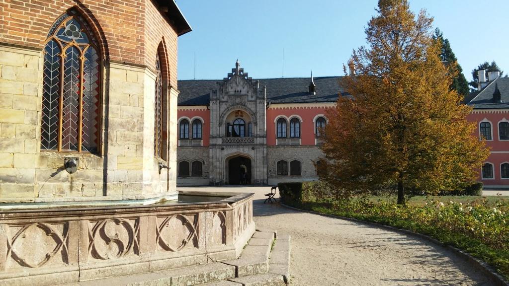 Château de Sychrov pour le cardinal Rohan et Victoire Armand, princesse de Guéménée le 14 octobre 2018 20181441