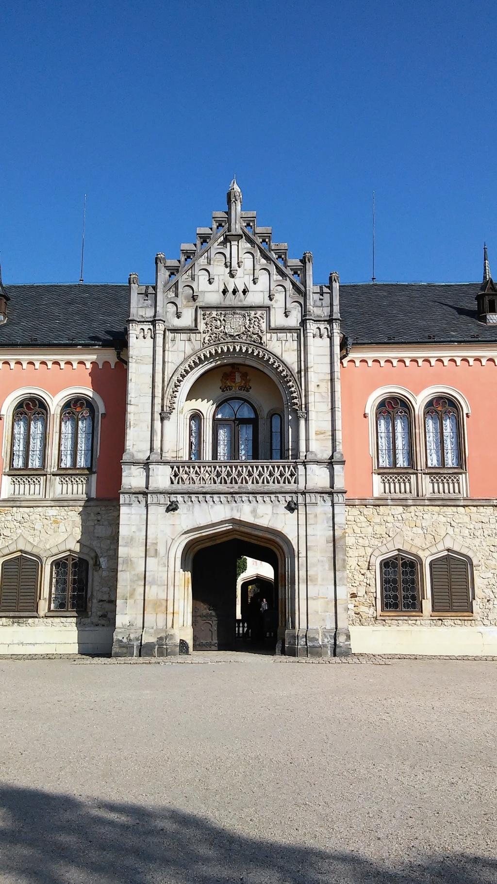 Château de Sychrov pour le cardinal Rohan et Victoire Armand, princesse de Guéménée le 14 octobre 2018 20181442