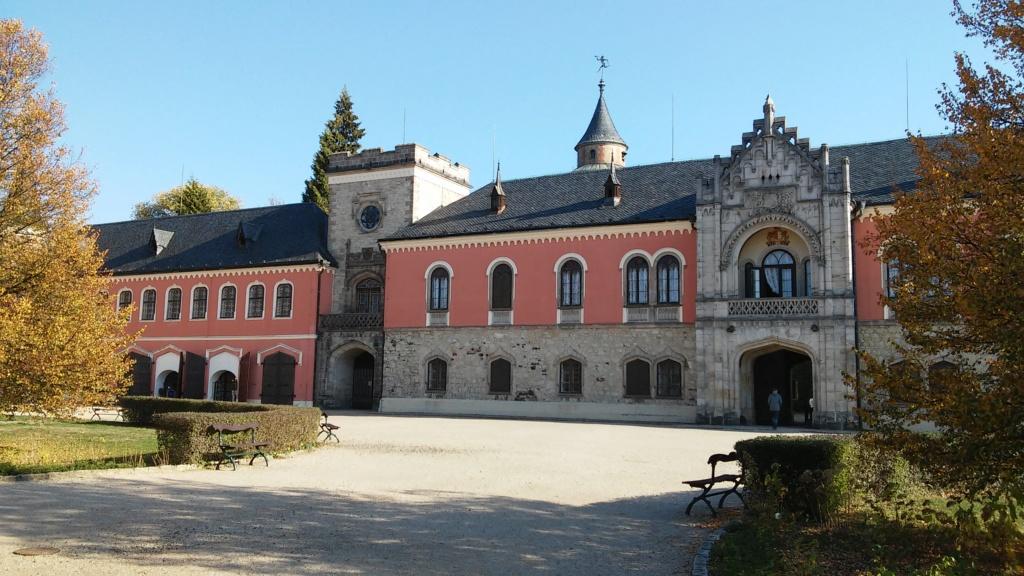 Château de Sychrov pour le cardinal Rohan et Victoire Armand, princesse de Guéménée le 14 octobre 2018 20181443