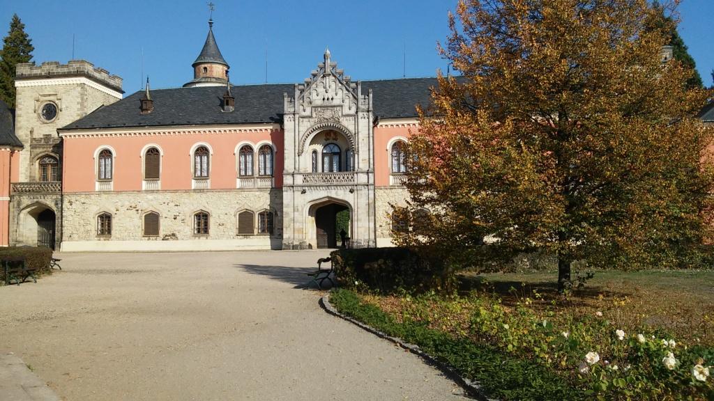Château de Sychrov pour le cardinal Rohan et Victoire Armand, princesse de Guéménée le 14 octobre 2018 20181444