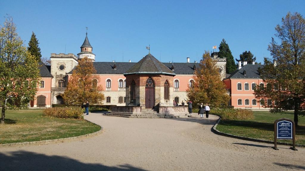 Château de Sychrov pour le cardinal Rohan et Victoire Armand, princesse de Guéménée le 14 octobre 2018 20181445