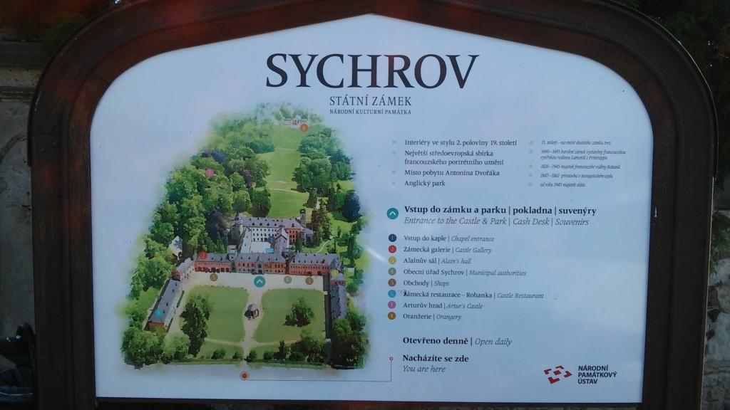 Château de Sychrov pour le cardinal Rohan et Victoire Armand, princesse de Guéménée le 14 octobre 2018 20181450