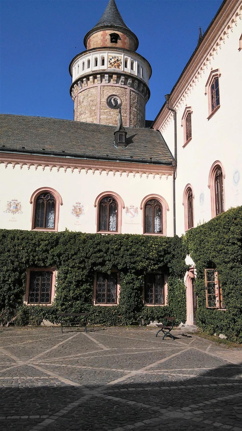 Château de Sychrov pour le cardinal Rohan et Victoire Armand, princesse de Guéménée le 14 octobre 2018 20181470