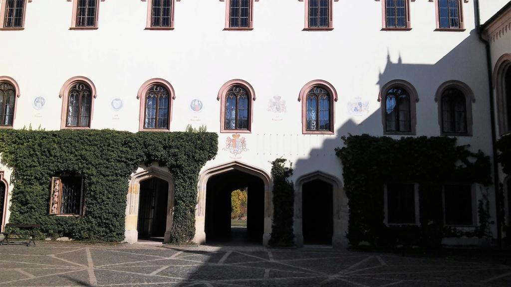 Château de Sychrov pour le cardinal Rohan et Victoire Armand, princesse de Guéménée le 14 octobre 2018 20181471