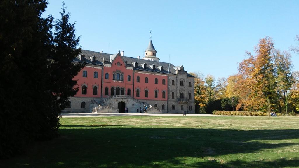 Château de Sychrov pour le cardinal Rohan et Victoire Armand, princesse de Guéménée le 14 octobre 2018 20181478