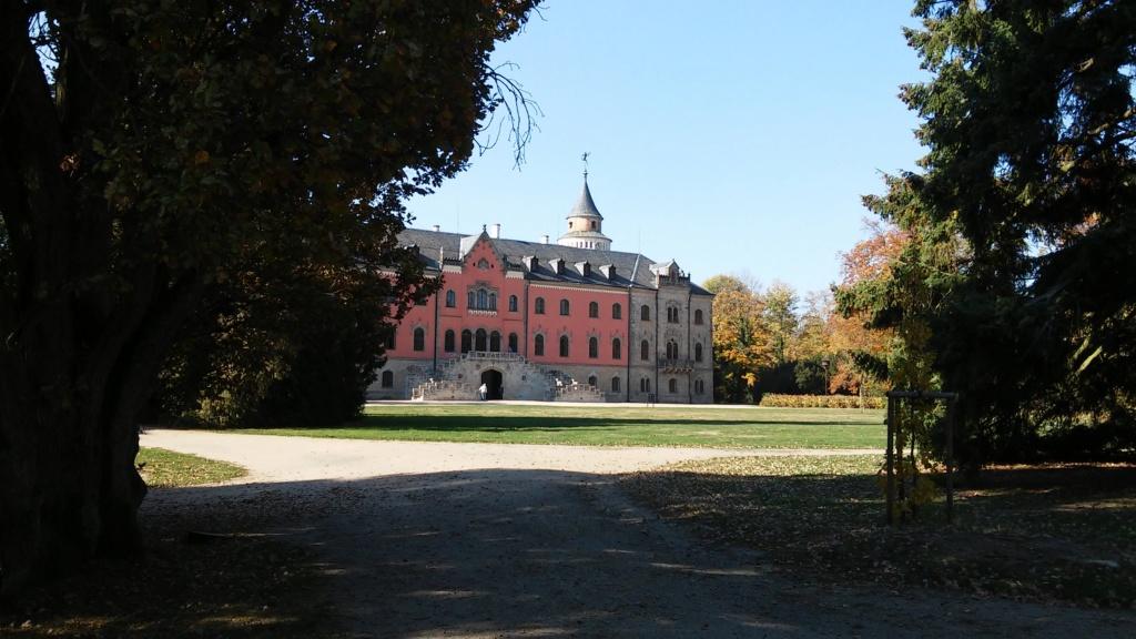Château de Sychrov pour le cardinal Rohan et Victoire Armand, princesse de Guéménée le 14 octobre 2018 20181479