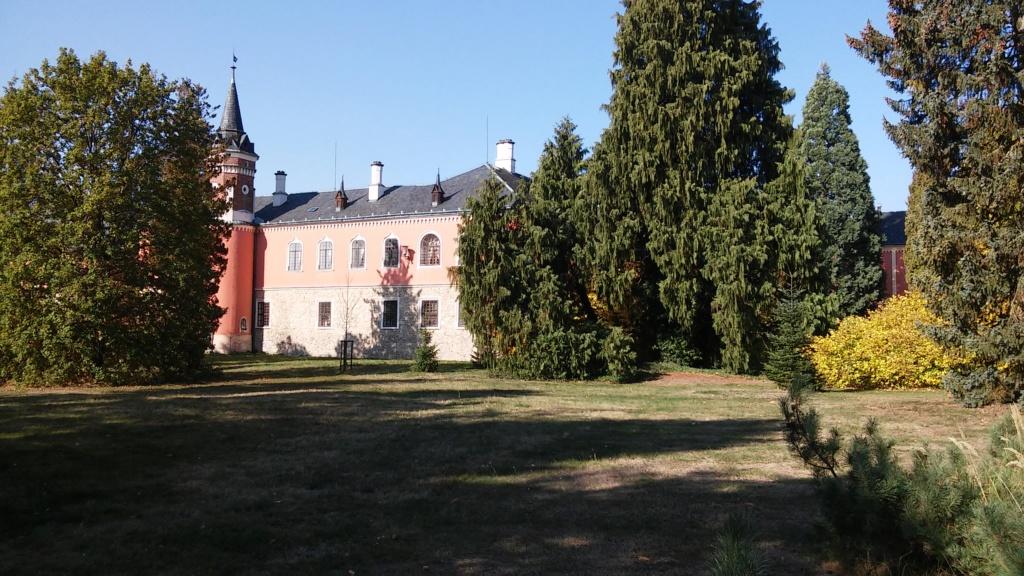 Château de Sychrov pour le cardinal Rohan et Victoire Armand, princesse de Guéménée le 14 octobre 2018 20181499