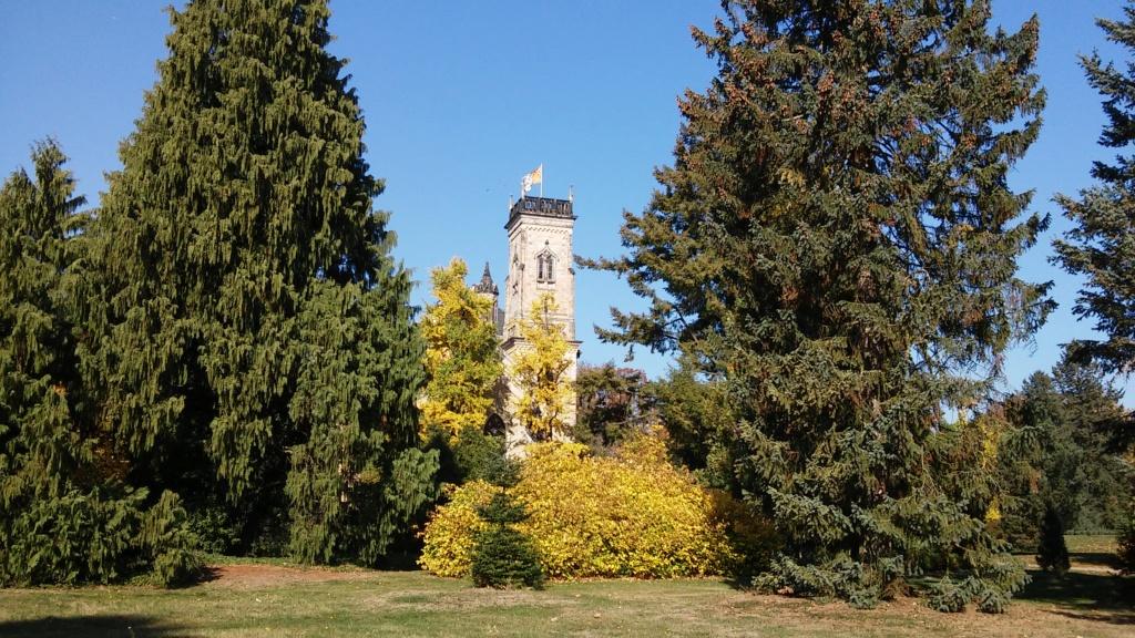 Château de Sychrov pour le cardinal Rohan et Victoire Armand, princesse de Guéménée le 14 octobre 2018 20181500