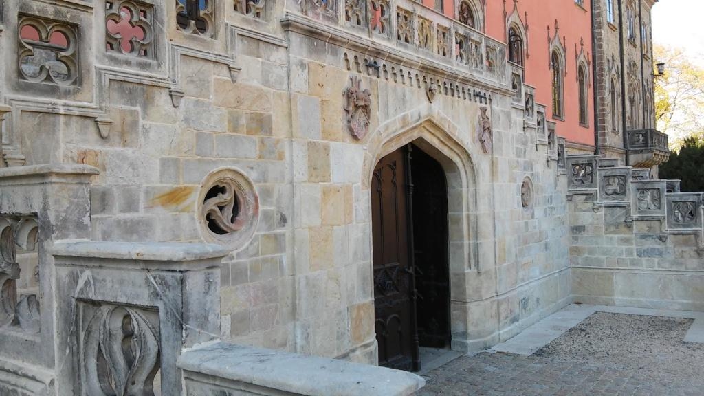 Château de Sychrov pour le cardinal Rohan et Victoire Armand, princesse de Guéménée le 14 octobre 2018 20181503