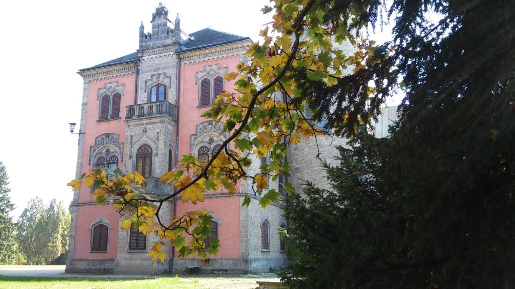 Château de Sychrov pour le cardinal Rohan et Victoire Armand, princesse de Guéménée le 14 octobre 2018 20181508