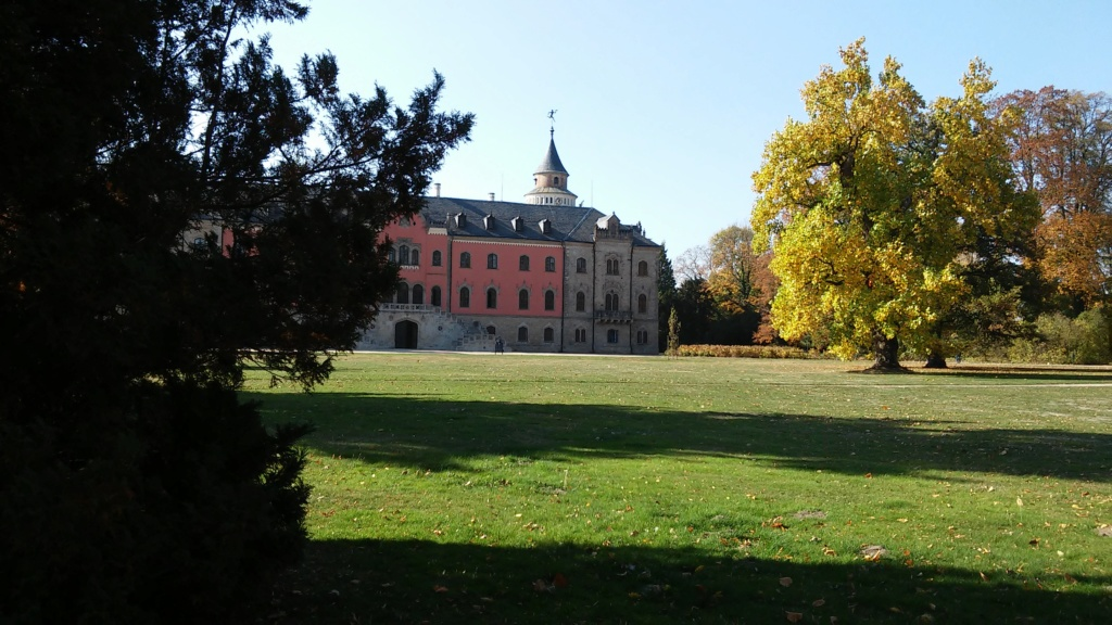 Château de Sychrov pour le cardinal Rohan et Victoire Armand, princesse de Guéménée le 14 octobre 2018 20181511