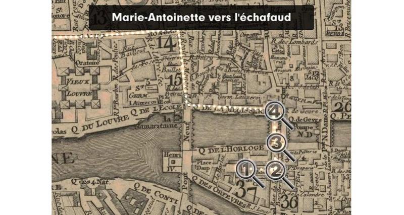 Pepe- Marie Antoinette tour- Paris 26. 9. 2018, Conciergerie, Place de la Concorde, Chapelle Expiatoire, Tuileries - Page 2 20512511