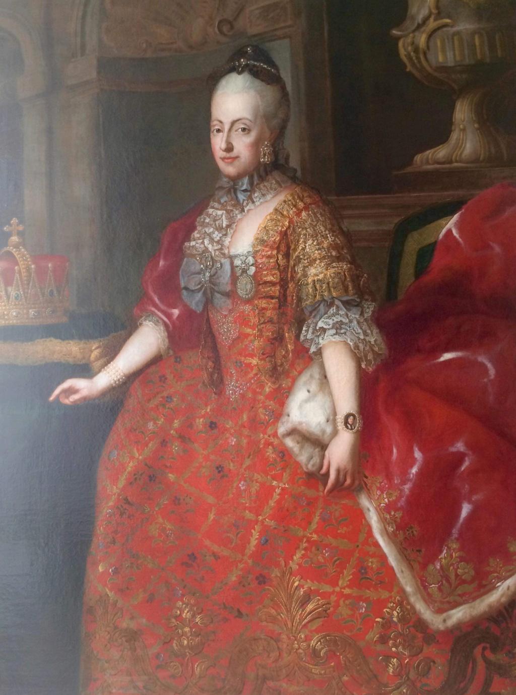 En visite à Prague pour l'impératrice Marie-Thérèse, l'empereur Joseph II, Marie-Thérèse Charlotte de France, le roi français Charles X et la famille française Rohan-Guémen,president France E. Macron. - Page 20 Img_1621