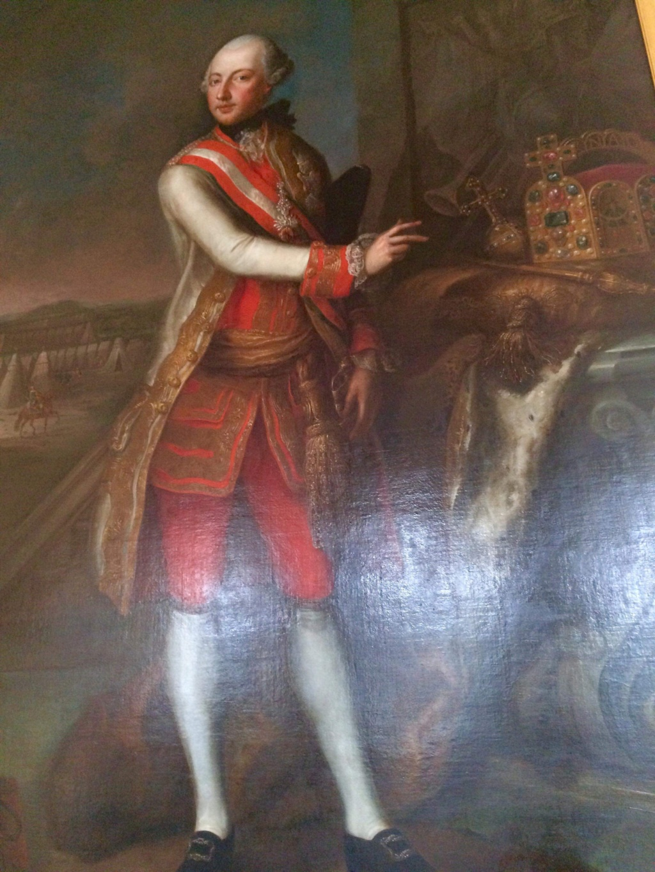 En visite à Prague pour l'impératrice Marie-Thérèse, l'empereur Joseph II, Marie-Thérèse Charlotte de France, le roi français Charles X et la famille française Rohan-Guémen,president France E. Macron. - Page 20 Img_1623