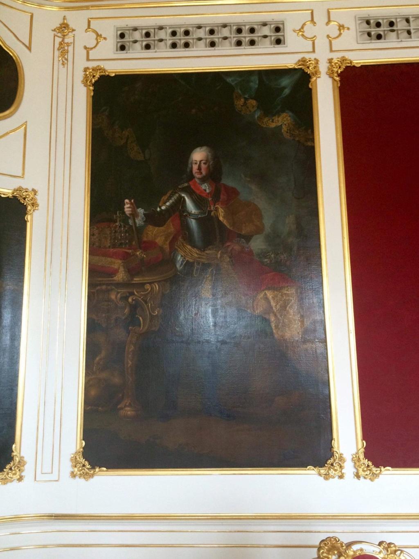 En visite à Prague pour l'impératrice Marie-Thérèse, l'empereur Joseph II, Marie-Thérèse Charlotte de France, le roi français Charles X et la famille française Rohan-Guémen,president France E. Macron. - Page 20 Img_1624