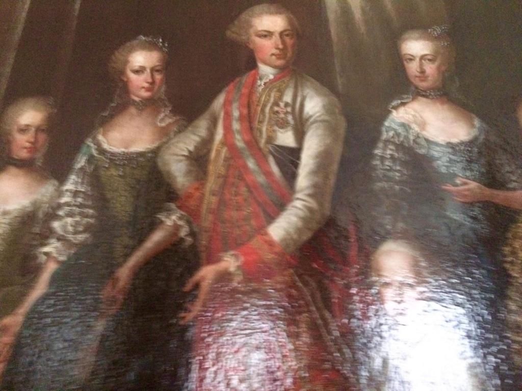 En visite à Prague pour l'impératrice Marie-Thérèse, l'empereur Joseph II, Marie-Thérèse Charlotte de France, le roi français Charles X et la famille française Rohan-Guémen,president France E. Macron. - Page 20 Img_1627