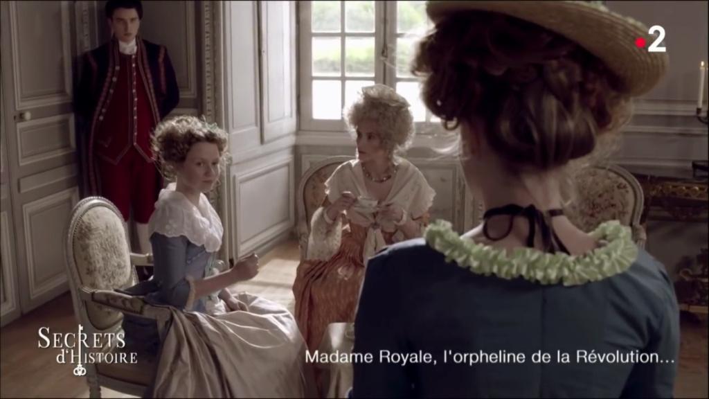 «Secrets d'histoire» Marie-Thérèse de France Snzym108