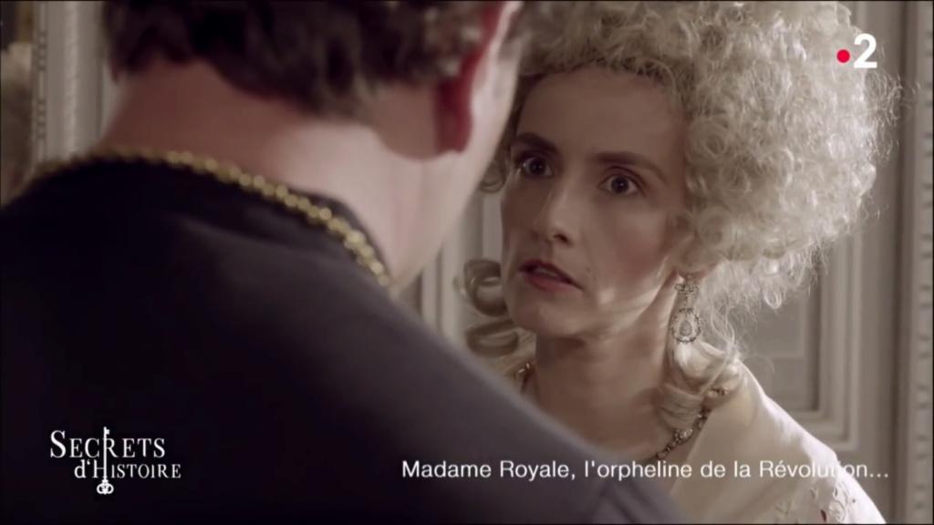 «Secrets d'histoire» Marie-Thérèse de France Snzym109