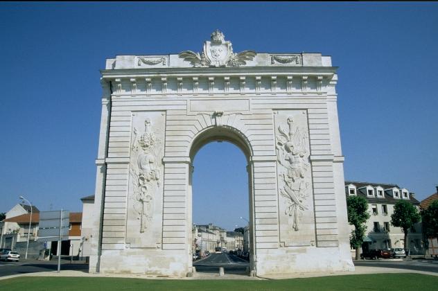 11 mai 1770: Marie-Antoinette est à Châlons-sur-Marne Snzym397