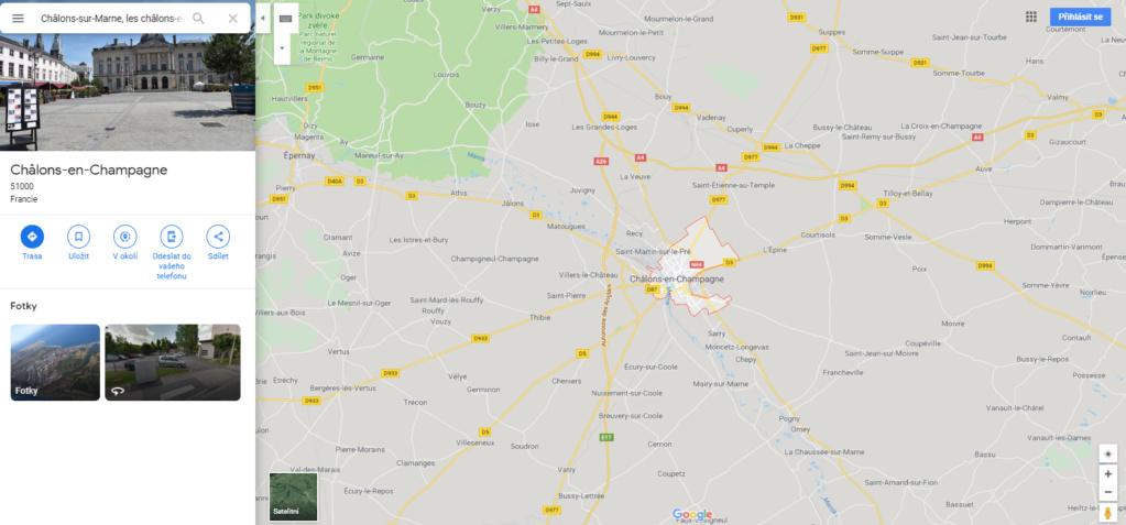 11 mai 1770: Marie-Antoinette est à Châlons-sur-Marne Snzym398