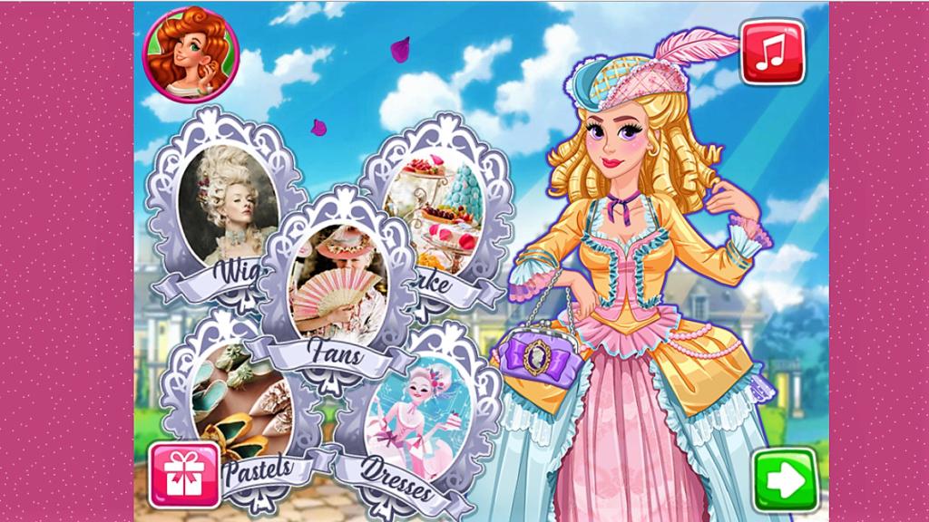 Legendary Fashion Marie Antoinette Snzyme10