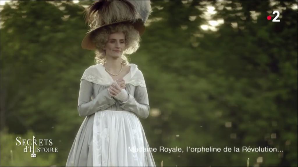 «Secrets d'histoire» Marie-Thérèse de France Snzyme19