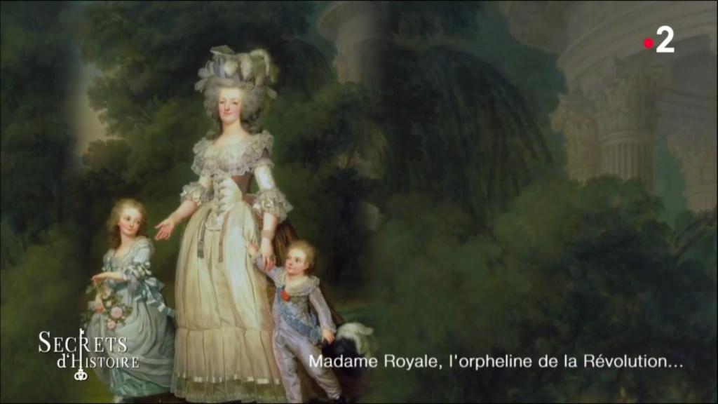 «Secrets d'histoire» Marie-Thérèse de France Snzyme20