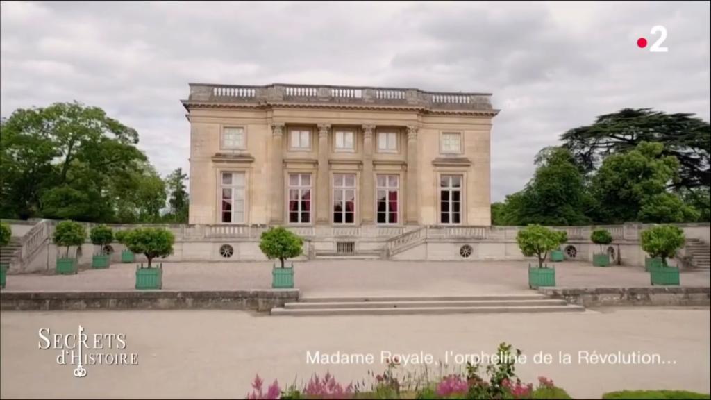 «Secrets d'histoire» Marie-Thérèse de France Snzyme22
