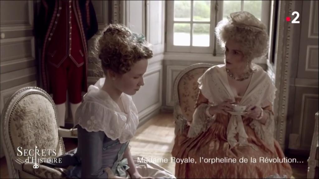 «Secrets d'histoire» Marie-Thérèse de France Snzyme23