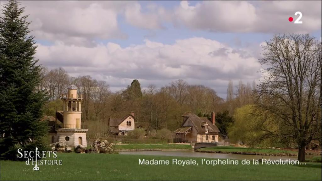 «Secrets d'histoire» Marie-Thérèse de France Snzyme24