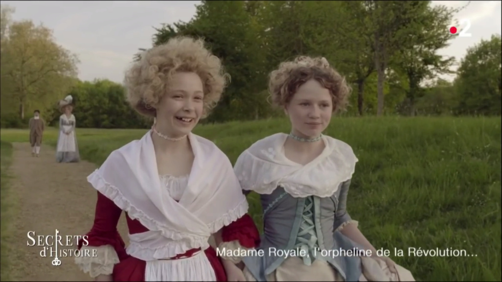 «Secrets d'histoire» Marie-Thérèse de France Snzyme25